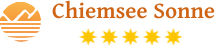 Chiemsee Sonne Logo
